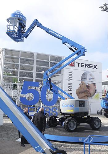 Genie Z-45XC 'extra capacity'
