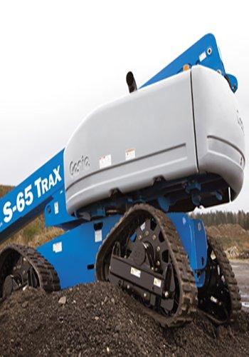 Genie S-65 TraX