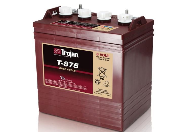Trojan T875-LPT